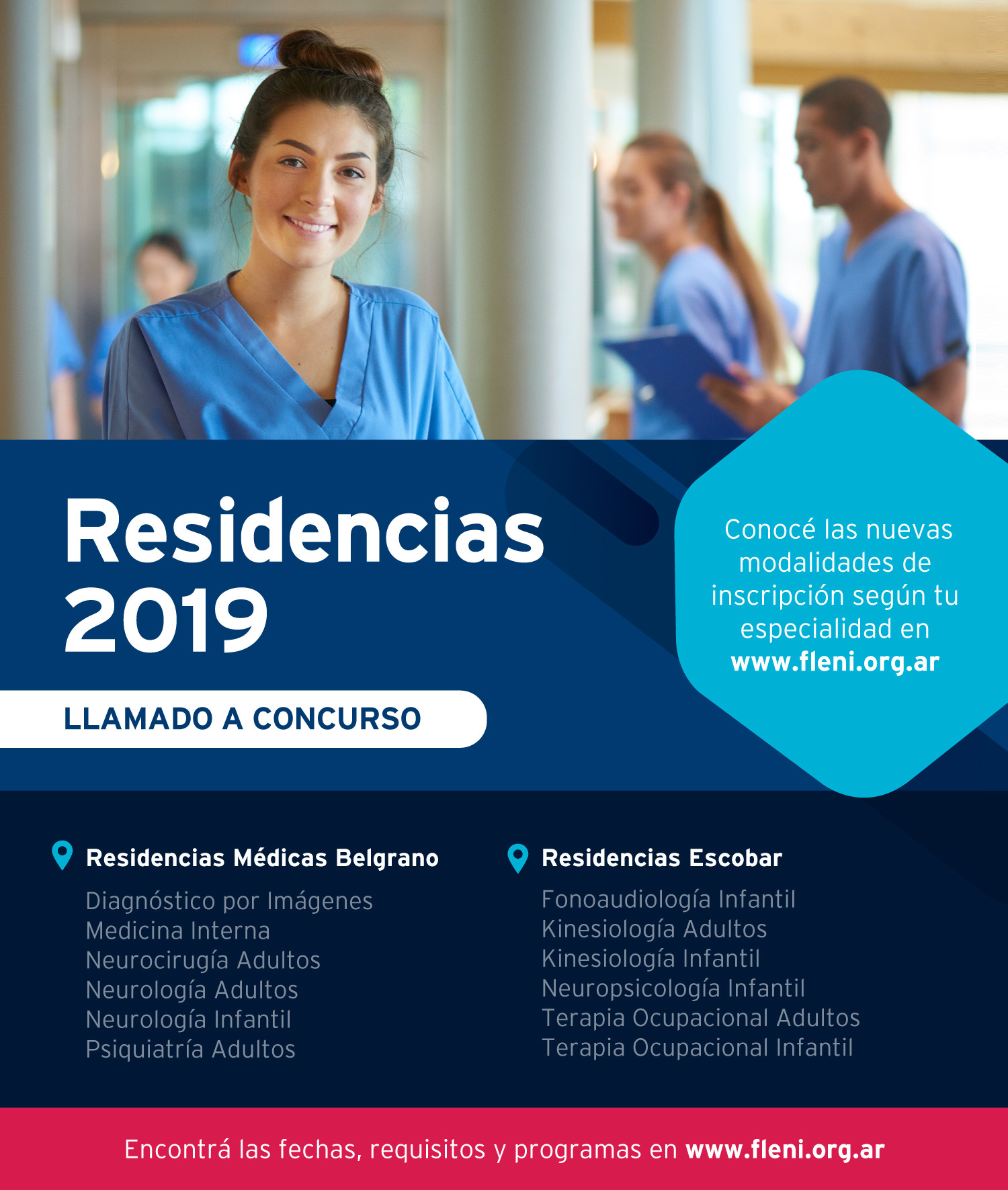 Residencias 2019 Conoce La Nueva Modalidad Para El Examen De Ingreso Fleni
